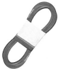 V-BELT 4L340 1/2IN. TOP WIDTH X 5/16IN. THICK 34IN. LONG -- IBI465420