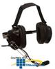 Klein Electronics Inc. High Noise Dual Muff Headset -- TITAN-DUALMUFF
