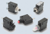 Single Pole Push-To-Reset Thermal Circuit Protectors -- CLB Series - Image