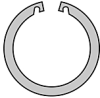 IN - Internal Retaining Rings -- IN-0375