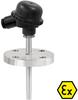 NAMUR Sensor with Flange and Extention Tube -- OPTITEMP TRA/TCA-F42