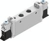 Air solenoid valve -- VUVG-L14-T32C-MZT-G18-1P3 -Image