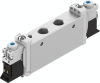 Air solenoid valve -- VUVG-L14-P53U-T-G18-1P3 -- View Larger Image