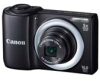 Canon Powershot A810 Black 16mp 5x (28-140mm) Optical Zoom 2.7in LCD Camera w/ 720p HD Video - Uses AA Batteries -- 6180B001