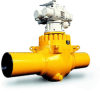 GROVE® Top Entry Trunnion Mounted Ball Valve -- BT-2 Series
