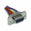 Micro D Connector -- MDM Wired Micro - D M85513
