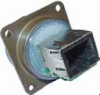 Environmentaly and Transversally Sealed Receptacle -- RJF Series -- View Larger Image