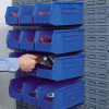 Akro-Mils® Louvered Panels for Bins -- 52069 - Image
