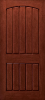 Architectural Fiberglass All Panel Exterior Door Series - Image