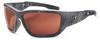 Ergodyne Skullerz BALDR-PZTY Polarized Safety Glasses Copper Lens - Kryptek Typhon Frame - Full Frame - 720476-57521 -- 720476-57521