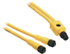 V Cable or Y Cable Splitter -- 879D-F4ACDM-10 -Image