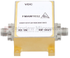 4.5 dB NF Low Phase Noise Amplifier Operating From 6 GHz to 12 GHz with 11 dB Gain, 20 dBm P1dB and SMA -- FMAM1032 -Image