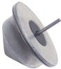 Non-Mercury Tilt/ Tip-Over Switch -- CW1725-0 - Image