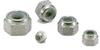 Hex Lock Nuts - Titanium -- SWUT -Image
