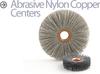 Abrasive Nylon Coper Centers -- CY-1 1/2