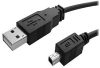 StarTech.com - USB cable - 4 pin USB Type A (M) - mini-USB T -- USBFA4S6