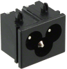 Power Entry Connectors - Inlets, Outlets, Modules -- Q312-ND -Image