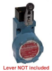Explosion-Proof Limit Switches LSX Non Plug-in: Side Rotary; 2NC 2NO DPDT Center Neutral; 0.75 in - 14NPT conduit -- LSXM4N - Image