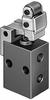 L-3-M5 Roller lever valve -- 3628