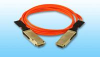 TE Connectivity ZL60620MJDE Fiber Optic Cable Assemblies 5G QSFP -10M - OFNR ACTIVE OPTICAL CABLE -- ZL60620MJDE