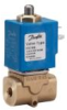 Direct-operated 3/2-way Solenoid Valves EV310B Series