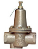 Stand. Cap. Water Press. Reducing Valve -- Series N250