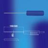 Pt100 Plunge Sensor, Long -- 3120.530