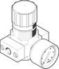 Pressure regulator -- LR-1/8-D-7-MICRO -Image