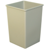 35 Gallon Hands-Free Receptacle Container -- RUB137C