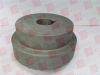 MAGNALOY COUPLINGS 500 ( COUPLING FLEXIBLE DRIVE,2-3/8IN BORE,OUTSIDE DIAMETER:4.8 INCH,OVERALL LENGTH:4.67 INCH,KEYWAY SIZE:1/2 INCH ) -Image