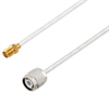 SMA Female Bulkhead to TNC Male Cable Assembly using LC141TB Coax, 5 FT -- LCCA30430-FT5 -Image