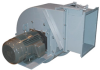 Flat-Blade Backward Inclined Centrifugal Fan, SWSI -- TCBI