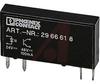 Optocoupler; Industrial; Rectangular; Transistor; Pluggable miniature -- 70207957