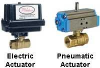 DWYER ABV1SR203 ( SERIES ABV AUTOMATED TWO - PIECE BRASS BALL VALVES ) -Image