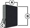 Alnico-5 Rectangular Magnets -- SM-0100