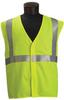 Jackson Safety Lime XL/2XL Cotton/Modacrylic High-Visibility & Reflective Vest - 711382-03197 -- 711382-03197
