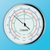Traceable® Precision Dial Barometer -- Model 4199