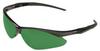 Jackson Safety Nemesis V30 Polycarbonate Standard Welding Glasses Shade 5.0 Lens - Black Frame - Wrap Around Frame - 761445-19860 -- 761445-19860