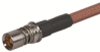 Straight Panel Bulkhead Cable Jack, Flange Mount -- 24_BMA-N50-3-19/11-_N - 85018796