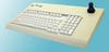 NEMA 12 Industrial Keyboard -- KIF1000 Series