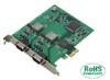 RS-232C Isolated Serial I/O Board -- COM-2PC-PE