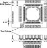 Xilinx FPGA Adaptor -- FP-X2KPC68-01 - Image