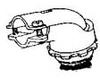 Armored Cable/Flex Conduit Connector -- 7380VI