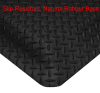 Slip-Resistant Diamond Plate Anti-Fatigue Mats