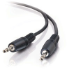 1.5ft 3.5mm M/M Stereo Audio Cable -- 2206-40411-002 - Image
