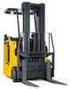 Electric Standup Forklift, Komatsu -- BSX