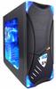 Apevia X-Plorer Steel Case - Black/Black -- 110039