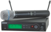 SLX Series Handheld Wireless System with BETA87A Mic -- 99050