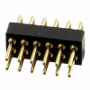 Rectangular Connectors - Headers, Male Pins -- 1212-1367-ND