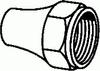 SAE Short Nut -- 41S-04